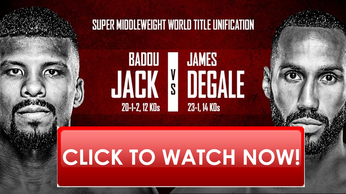 James DeGale v Badou Jack – Highlights