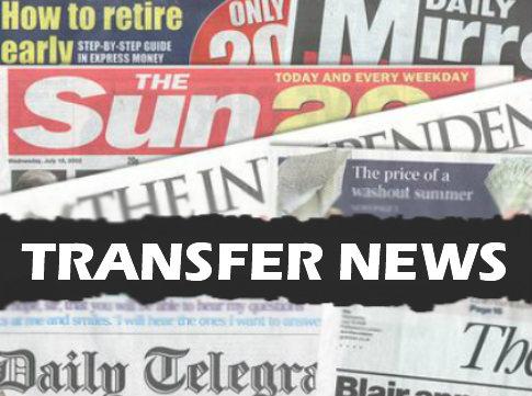 Latest Transfer News - Friday 11 January 2019 1
