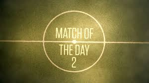 BBC Match of the Day 2 MOTD2 | Sunday 12 August 1