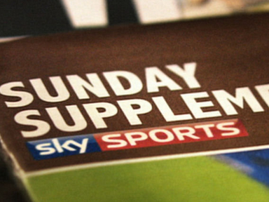 Podcast:  Sunday Supplement podcast 1
