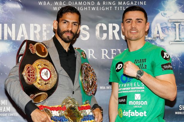 Anthony-Crolla-v-Jorge-Linares-Press-Conference-Radisson-Edwardian-Hotel