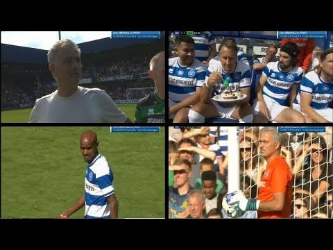 Alan Shearer XI vs Les Ferdinand XI – Game4Grenfell Charity Match