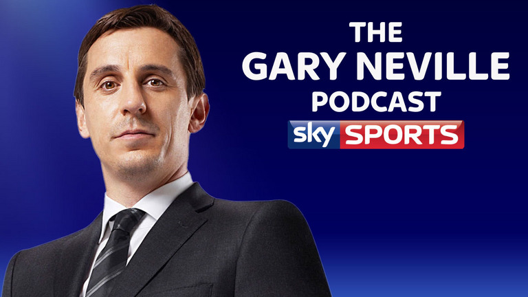 Gary Neville Podcast - Mar 4 1