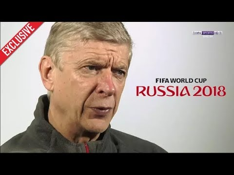Arsene Wenger's World Cup Russia Preview | 26th March 2018 | Full Interview