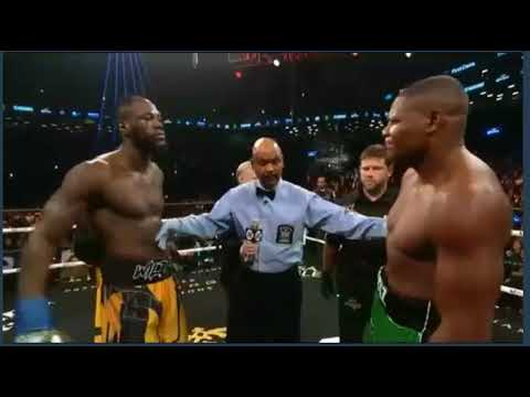 Boxing: Deontay Wilder vs. Luis Ortiz – Full Fight Replay