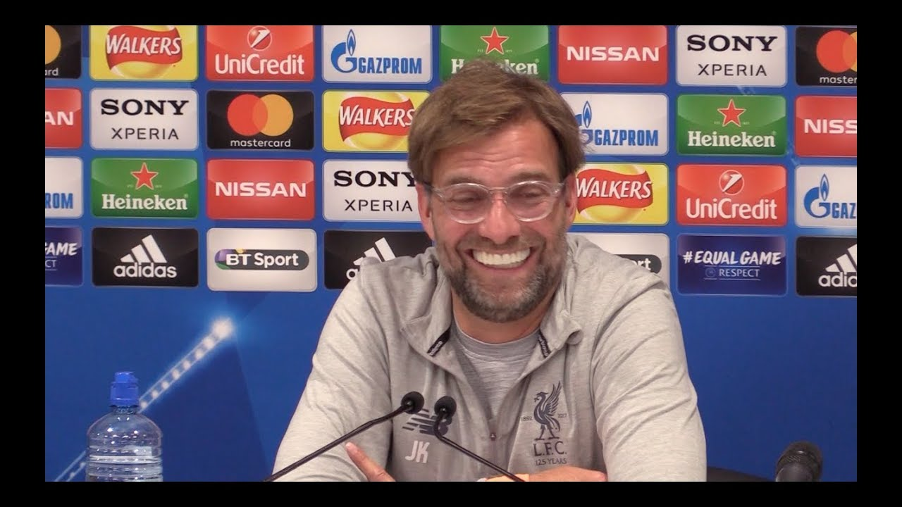 Liverpool vs Roma : Jurgen Klopp post-match press conference
