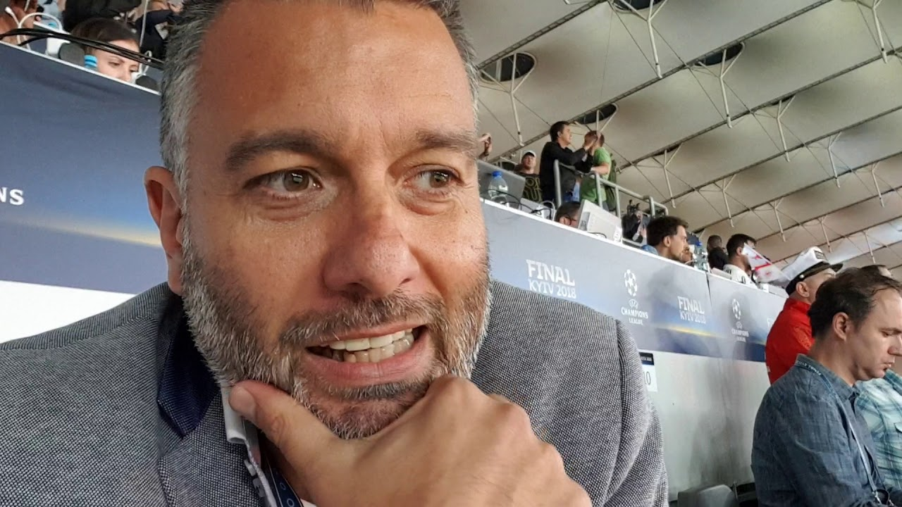 Guillem Balague Post-match reaction | UCL final | REAL MADRID vs LIVERPOOL