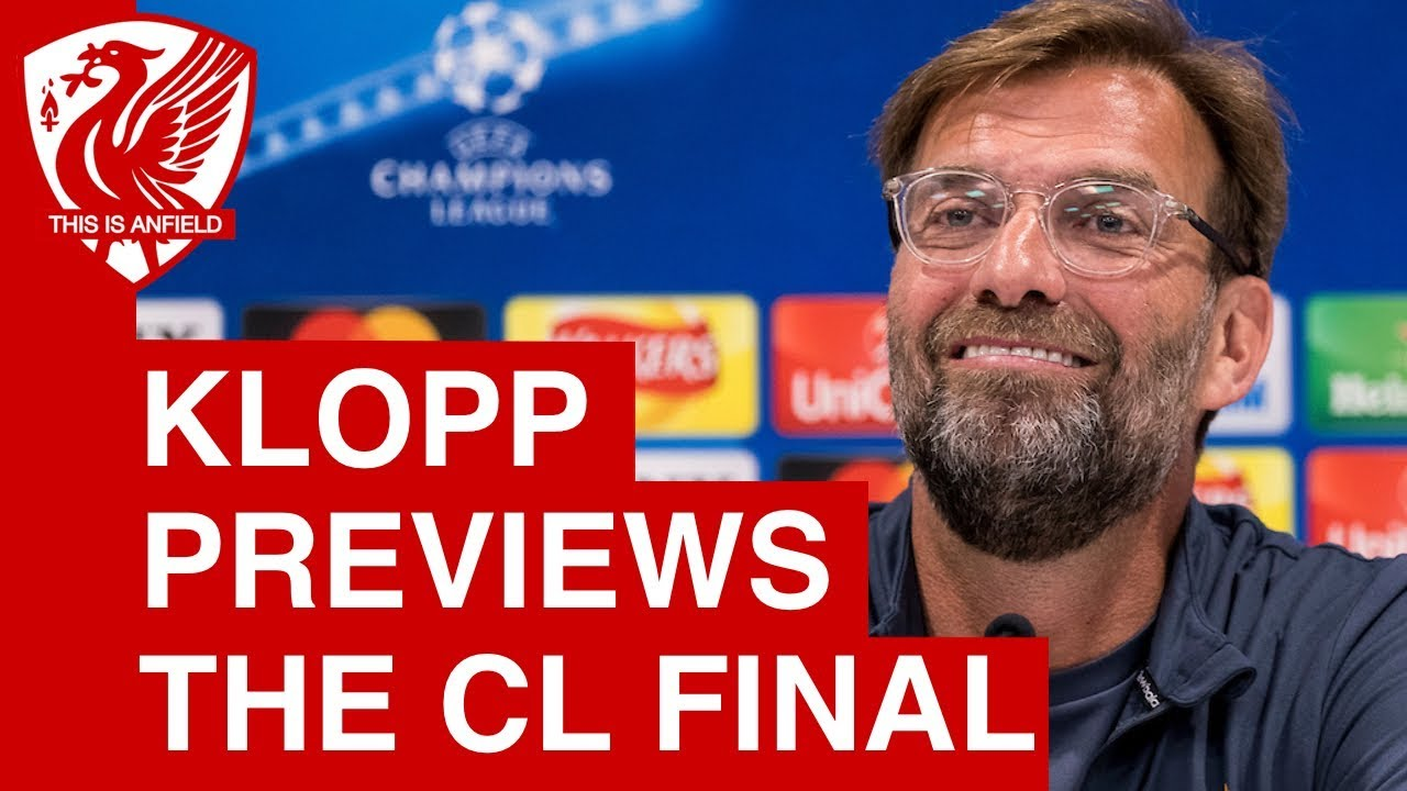Jurgen Klopp Champions League final press conference | Real Madrid vs. Liverpool