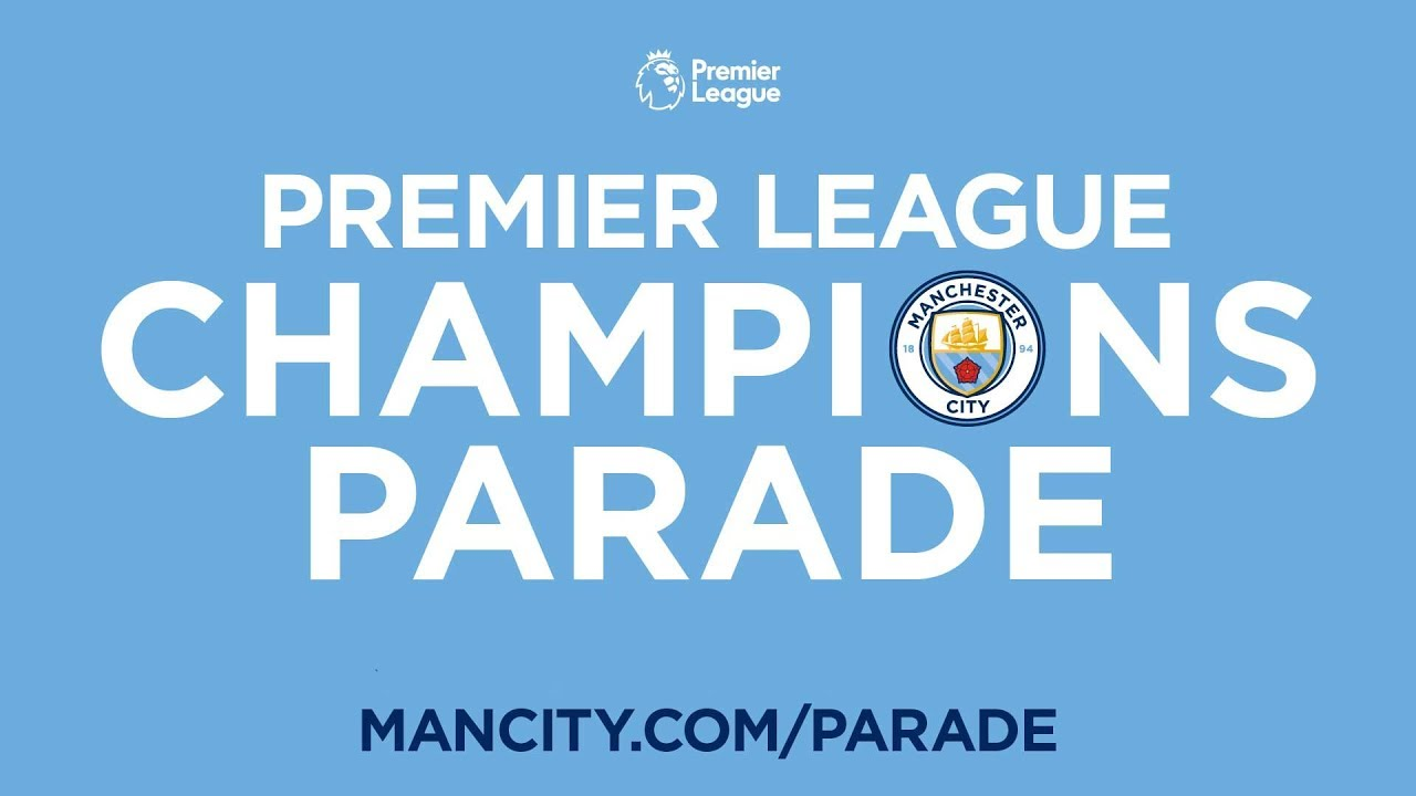 Manchester City's Champions Parade | Premier League –