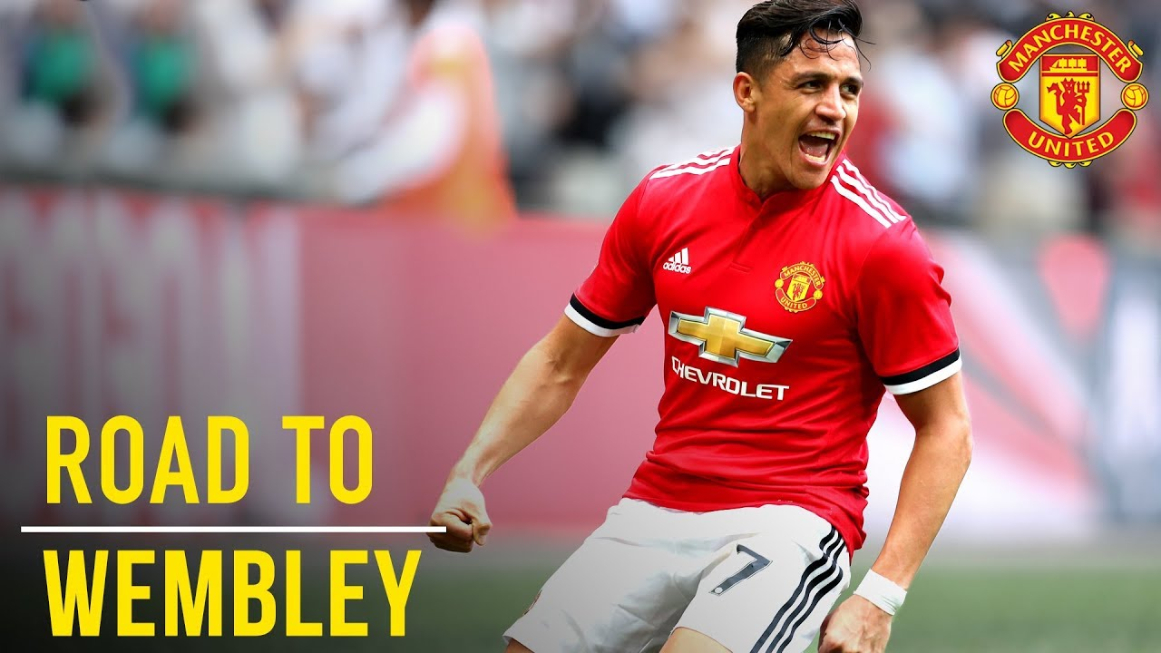 Manchester United's Road to Wembley | FA Cup Final 2018