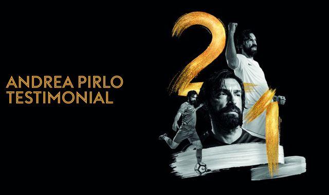 Andrea Pirlo Testimonial - Full Match | Skysports 1