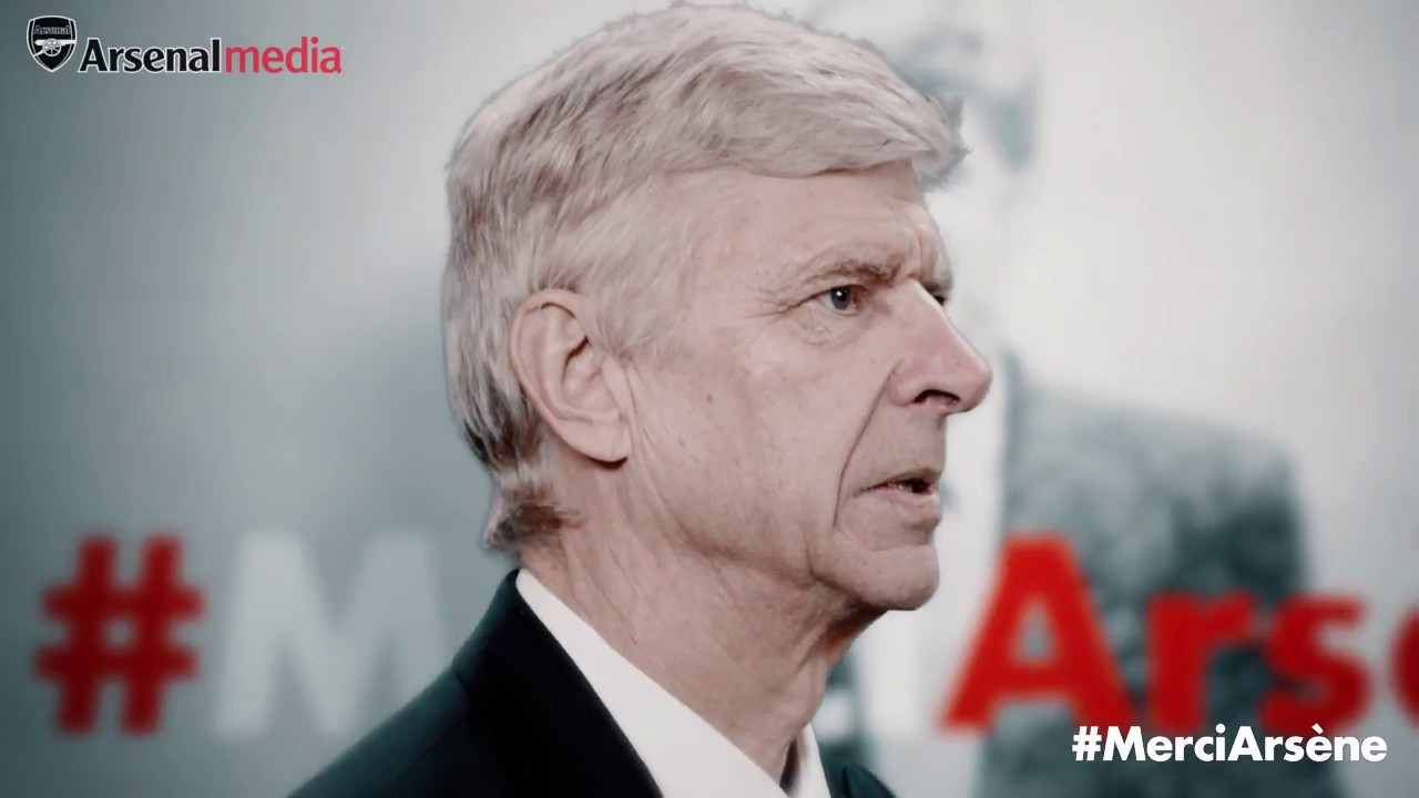 UNMISSABLE! The ULTIMATE Arsène Wenger tribute 1