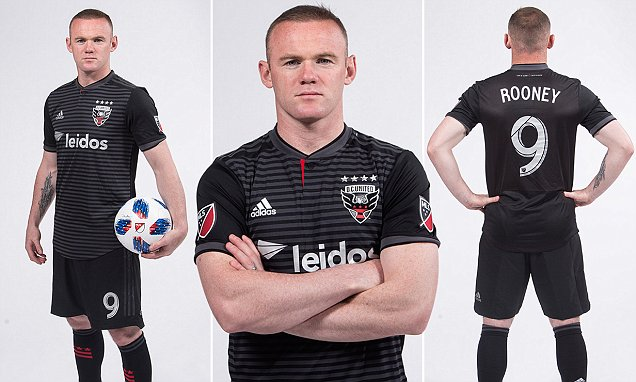 Everton vs. DC. United - the Fight for Rooney. Will Rooney Become a New Beckham? 1