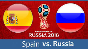 Spain v Russia World Cup last 16 preview