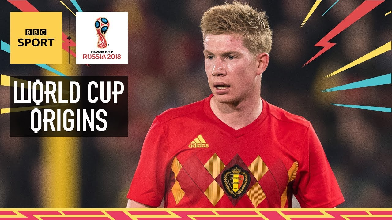 The making of Belgium's Kevin de Bruyne – World Cup Origins | BBC
