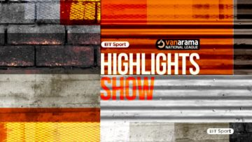 The Vanarama National League Highlights Show