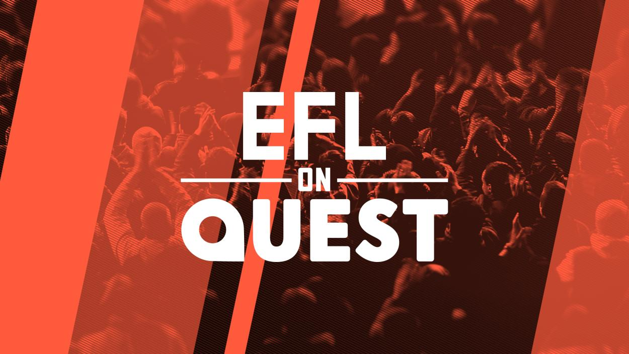 EFL on Quest | 6th Oct
