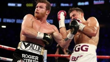 Canelo vs. Golovkin 2 – Full Fight | Boxing