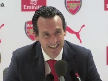 Unai Emery post match press conference | Arsenal vs Watford