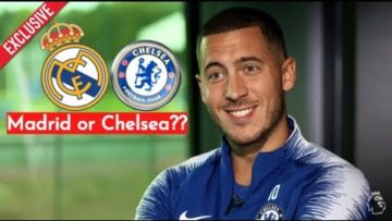 Exclusive Interview with Eden Hazard