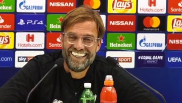 Jurgen Klopp Pre Match Press Conference – Liverpool vs Napoli | Champions League