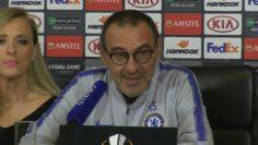Maurizio Sarri Pre-match Press Conference – Chelsea vs Videoton | Europa League