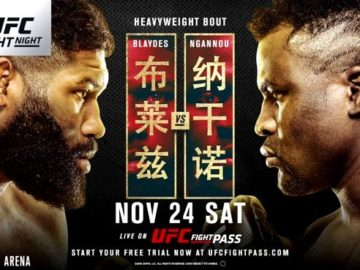 UFC-Beijing-Blaydes-vs-Ngannou-2-Fight-Poster