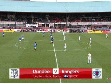 Dundee vs Rangers