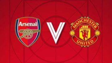 Arsenal v man utd