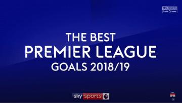 Best Premier League Goals Of The Season