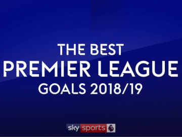 Best Premier League Goals Of The Season