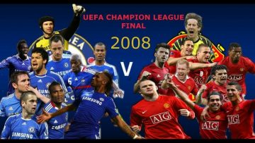 Manchester United, Chelsea, highlights , 2008 UEFA Champions League, final