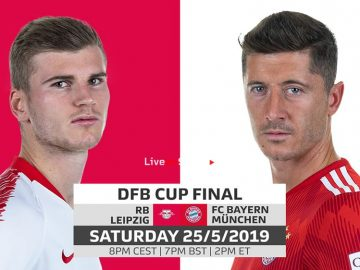 RB Leipzig ,Bayern Munich, Full Match, DFB Pokal Final 2019