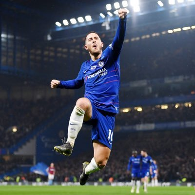 Real Madrid signed Chelsea star Eden Hazard on a five-year deal 1