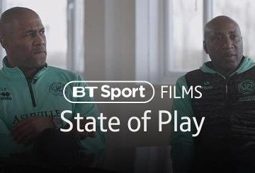 BT Sport Films State Of Play