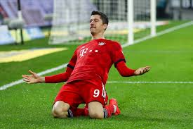 Robert Lewandowski – Magical Skills & Goals