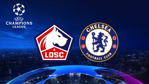 Lille vs Chelsea Full Match - UEFA Champions League   2 October 2019 1